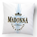 "LIKE A PRAYER (30th Anniversary) - 16"" SQUARE PILLOW"